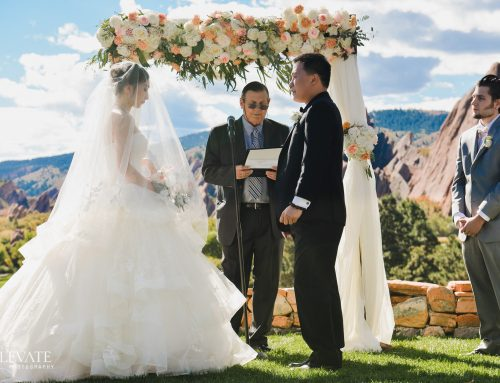 Real Wedding: Stella Hao & Vince Lin
