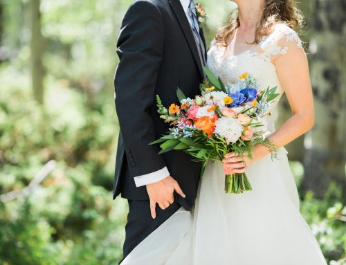 Real Wedding: Annie and Marshall
