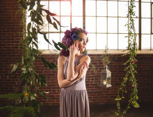 Secret Garden Inspired Shoot