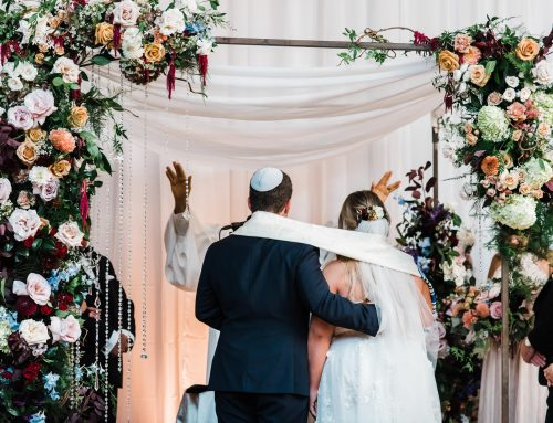 Twist on Tradition: Downtown Wedding!