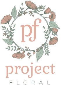 Project Floral Logo