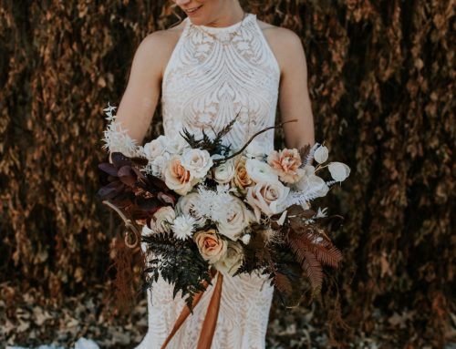 Earthy, Natural Wedding in Denver