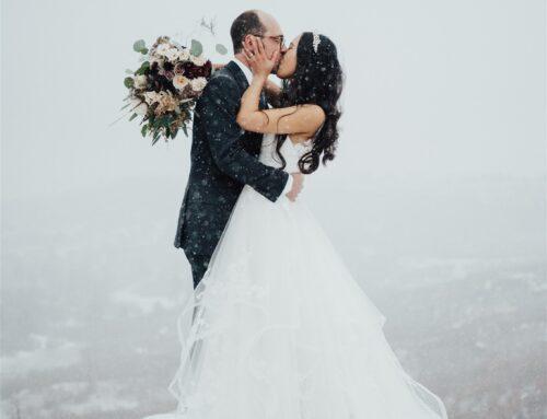 Snowy Intimate Romance
